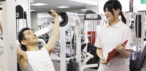 施設を見学しながら運動の楽しさを実際に「ご体感」